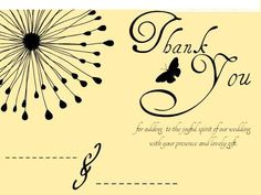 Free Printable Thank You Cards Free