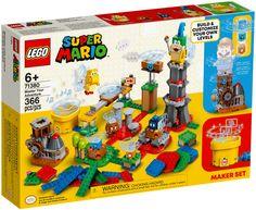 Lego Mario, Lego Super Mario, Super Mario Bros, Super Luigi, Mario Toys, Nintendo Switch, Construction Lego, Lego Building Sets, Van Lego