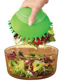 Salad Grabber Zoom In
