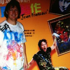 Jean Francois Detaille in China