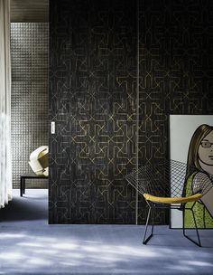 Paper edge www.wallanddeco.com #wallpaper, #wallcovering, #cartedaparati