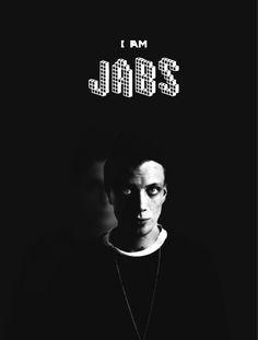 Artwork designet til musikproduceren JABS