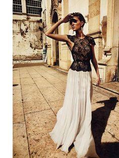 http://fashionpin1.blogspot.com - maxi skirt