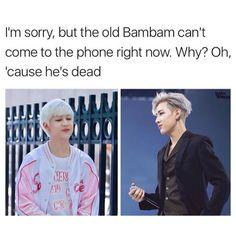 Bam Bam funny meme kpop Naw he's just forever lost in eternal squish Got7 Meme, Got7 Funny, Funny Kpop Memes, Hilarious, Got7 Bambam, Youngjae, K Pop, Girls Girls Girls, Btob