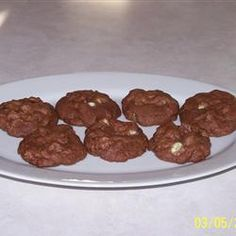 Thick Mint Chocolate Chip Cookies Allrecipes.com