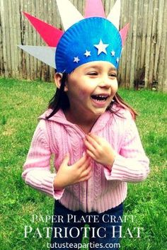 cute 4th of july homemade hats for preschoolers