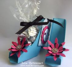 Papercraft Shoes