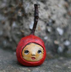 Art doll from MahtavGrimshaw on Etsy