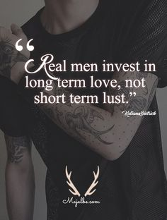 Real Men Love Quotes