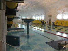 Itäkeskuksen uimahalli paikassa Helsinki, Etelä-Suomen Lääni