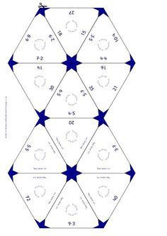 Trimino A kis (Stern) Blog, Maths, Montessori, School Stuff, Children, Kids, Puzzle, Games, Activities