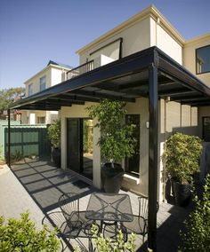 STEEL pergola design - Google Search