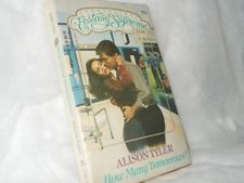 USED (GD) How Many Tomorrows? (Candlelight Ecstacy Supreme) by Alison Tyler