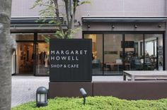 Margaret Howell Shop & Cafe, 1-3-18 Jinnan, Shibuya-ku, Tokyo. Best chicken sandwich in town! http://www.margarethowell.jp