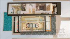 Casa cu etaj 73 | Proiecte de case personalizate | Arhitect Gabriel Georgescu & Echipa