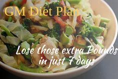GM Diet Plan   The GM in this #diet plan is not 'Genetically Modified', rather surprisingly it stands for General Motors.