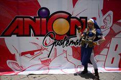 Anime: Chrno Crusade. Character. Rosette. Cosplayer: Riki LeCotey.'aka' LaFiel 'aka' Riddle. From. Atlanta, US. Event: Anicon Guatemala 2014. Photo: Churrito Suave.