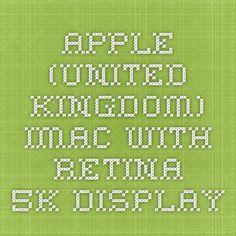 Apple (United Kingdom) - iMac with Retina 5Kdisplay