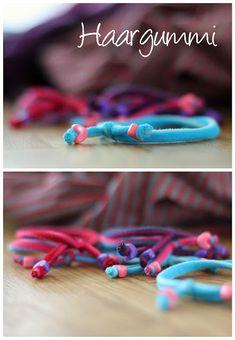 paecyipato.com DIY: Haargummis aus Jerseyresten - paecyipato.com