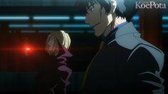 TVアニメ「血界戦線」第4話先行場面カット
