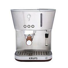"Krups ""Silver Art"" 15 Bar Pump Espresso Machine | Bloomingdale's"