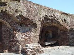 Charleston, South Carolina, Fort Sumter National Monument - Here the first shots of the Civil War were fired between the Union & Confederate armies. Union forces finally surrendered after a 34-hour bombardment by the Rebels.  ||  Tripadvisor & myself