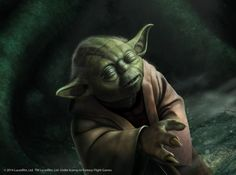Star Wars: Yoda by Thaldir on DeviantArt