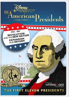 Disney The American Presidents Volume 1: Revolution and the New Nation & Expansion and Reform