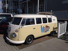St. Peter Ording - Beach Motel - T1 - VW