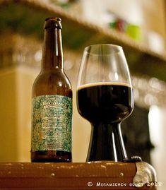Sori Brewing - Dark Humour Club Imperial Stout 1 Year Heaven Hill Bourbon Barrels Finished 10,5% pullo ****1/4 31.10.2019 KOTONA from ESTONIA Bourbon Barrel, Barrels, Lithuania, Beer Bottle, 1 Year, Brewing, Russia, Heaven, Club