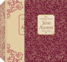 The Complete Novels of Jane Austen (Knickerbocker Classics) by Jane Austen