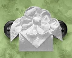 Im totally doing this in other peoples bathrooms it would be toilet paper origami flower mightylinksfo