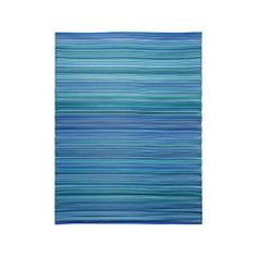 Achla Designs, Blue 6 ft. x 8 ft. Indoor/Outdoor Area Rug, K-301 at The Home Depot - Tablet