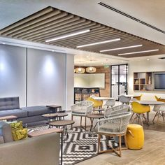 FSG Latest Work- African Canteen Inspiration with Timber Ceiling Slats