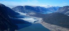 Disappearing ice: Paleoclimate investigations on Baffin Island, Arctic Canada