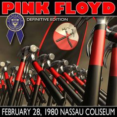 Viva Les Bootlegs: Pink Floyd: Nassau Coliseum Definitive Edition. Nassau Coliseum, Hempstead, NY, USA - Feb 28, 1980. (Double CD · Ex+ Audience · FLAC & Mp3 @320 Kbps)