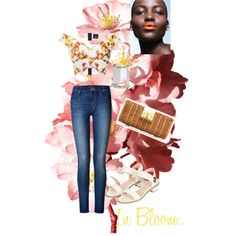 """""""In Bloom"""" by shellishells on Polyvore"""