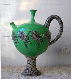 Elizabeth Maurland Teapot