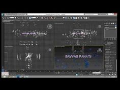 Text Explosion animation In 3DS Max 2013| Turtorial - YouTube