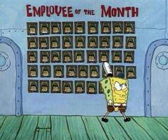 613d900d0b3bc6c1f2eedc8bb8e6cde7 spongebob squarepants the ojays employee of the month spongebob pinterest
