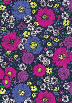 Vintage pattern created in Illustrator