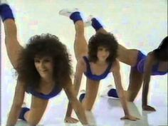 20 Minute Workout   Bess, Anne, Holly...just sharing for fun. Yes, I did these workouts int the 80's. I will admit now more than 40 years old, and still in great shape. No excuses!!
