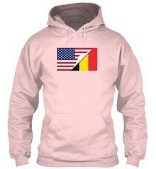 Half American Half Belgian Flag #Christmas#Fashion#Archery