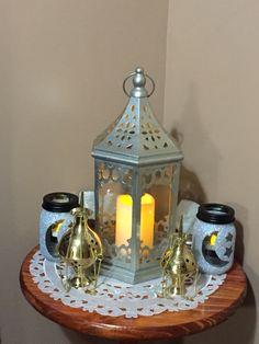 Ramadan Activities, Ramadan Crafts, Ramadan Decorations, Islam Ramadan, Happy Ramadan Mubarak, Islamic Wall Art, Islamic Decor, Arabic Decor, Ramadan Lantern