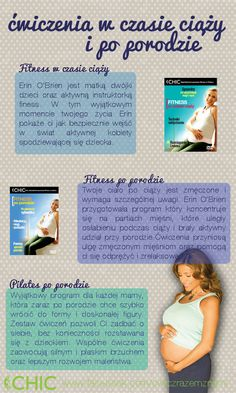 Fitness / ćwiczenia podczas ciąży i po porodzie www.facebook.com/cwiczrazemznami