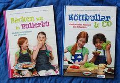 Backen wie in Bullerbü + Köttbullar & Co | Lena Göransson, Kristina Franzen | Rezension | Cooking Worldtour