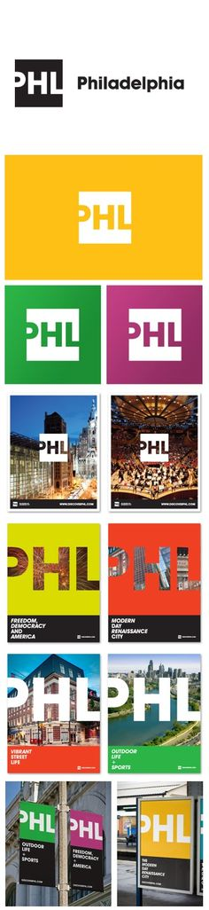 The new Philadelphia campaign.. If you like UX, design, or design thinking, check out theuxblog.com