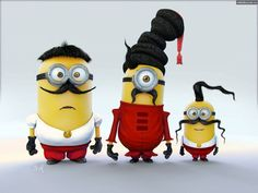 My today's post is all about Minions, you will look through new collection of Despicable Me 2 Minions pics & fan art wallpapers.