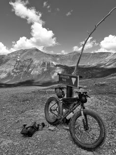 Dave Nice: Colorado Trail report + gear