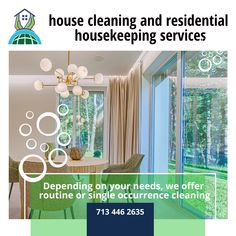 cleaning services with quality and efficiency for your office or residence Cleaning Services, Clean House, Housekeeping, Home Decor, Janitorial Cleaning Services, Decoration Home, Room Decor, Interior Design, Home Interiors